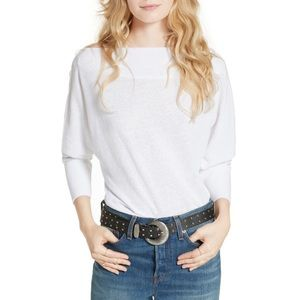 Free People || Valencia Off the Shoulder Pullover